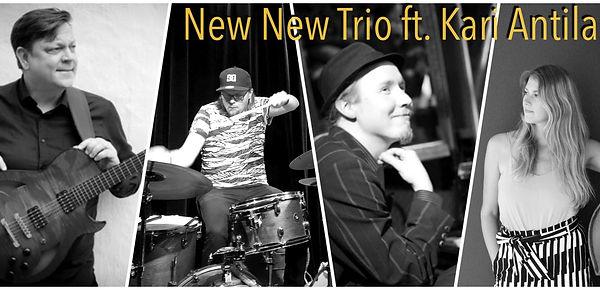 New New Trio ft. Kari Antila