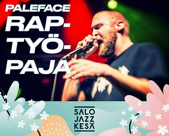PALEFACE -raptyöpaja