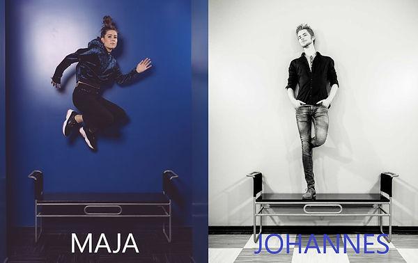 MAJA MANNILA & JOHANNES GRANROTH