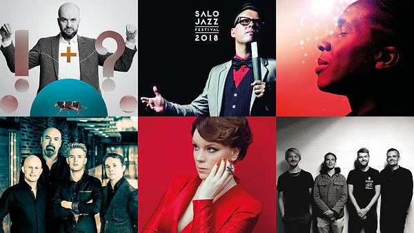 SALOJAZZ FESTIVAL 2018