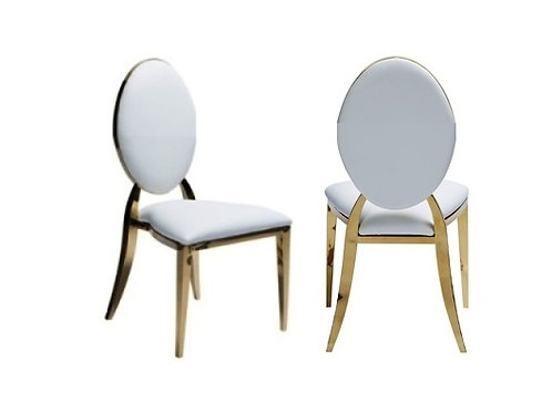 Gold Washington Chairs