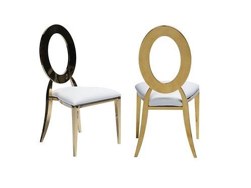 Gold Dubai Chairs