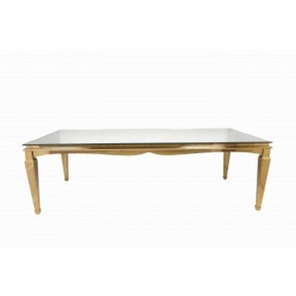 4' x 8' Gold Washington Table