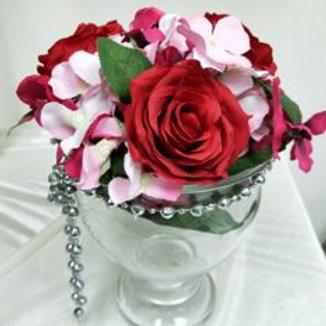Artificial Rose Display
