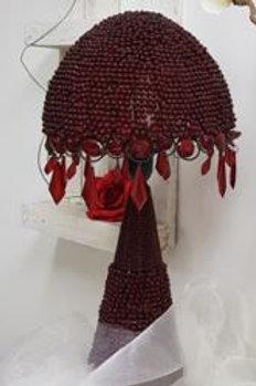 Dark Red (Functional Lamp)
