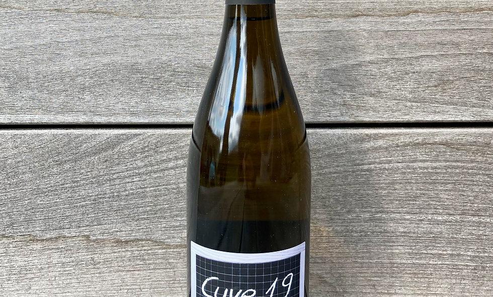 """Macon-Chardonnay """"Cuve 19 - Les Buserettes"""" 2018, Domaine Saint Denis, Bourgogne"""