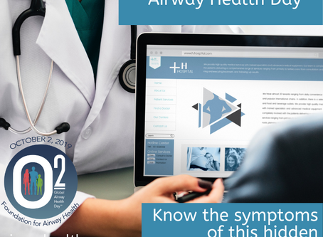 GLOBAL AIRWAY HEALTH DAY!