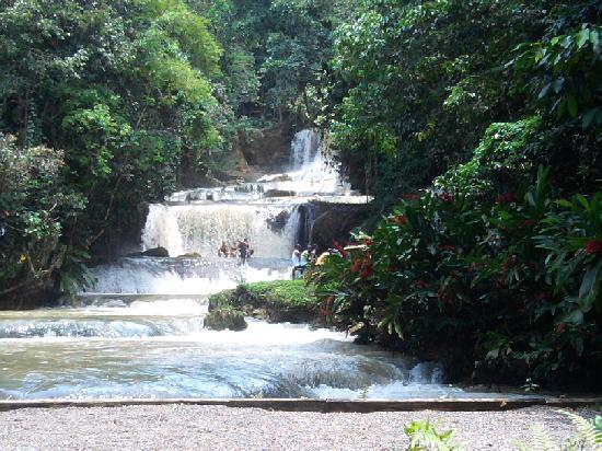 YS Falls, St. Elizabeth, Jamaica