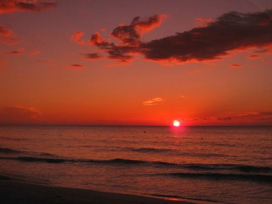 Negril Sun Set