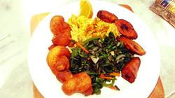Kuyaba's  Jamaican Breakfast