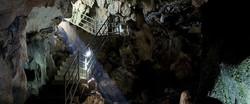 Inside Roaring River Cave