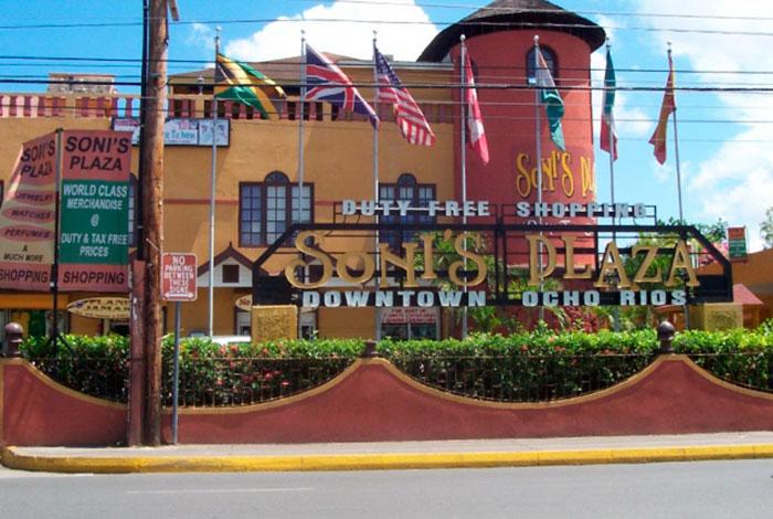 Ocho Rios North Coast Highlight Tour Shopping