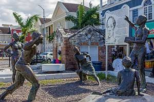 Sam Sharpe Square, Montego Bay