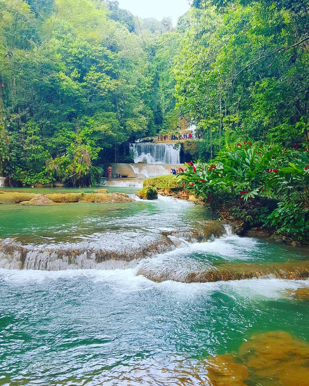 Island Turf Tours, YS Falls, Jamaica