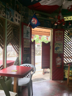 Inside Connie's Western Pub