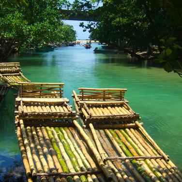 Bamboo Rafting Jamaica