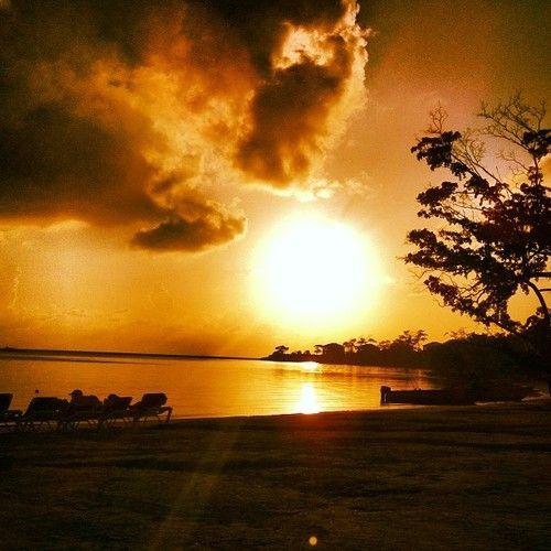 Sun Rise Negril Jamaica