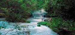 YS Falls, Jamaica, Island Turf Tours