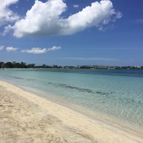 Bloody Bay Beach Negril Jamaica