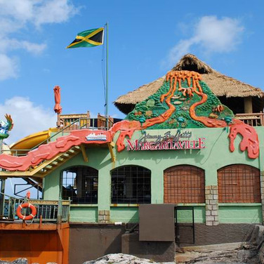 Margarittaville in Montego Bay Jamaica