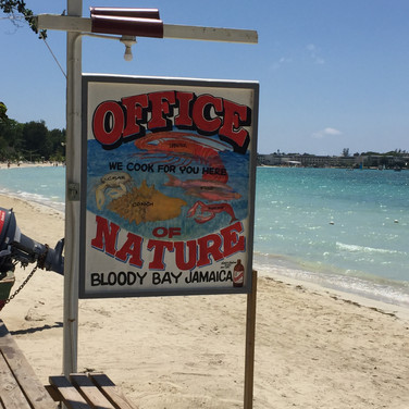Bloody Bay Beach Jamaica