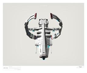 Astero Illustration
