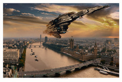 Leviathan Over London