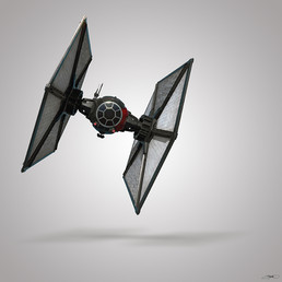 Force X-Wing Illustration