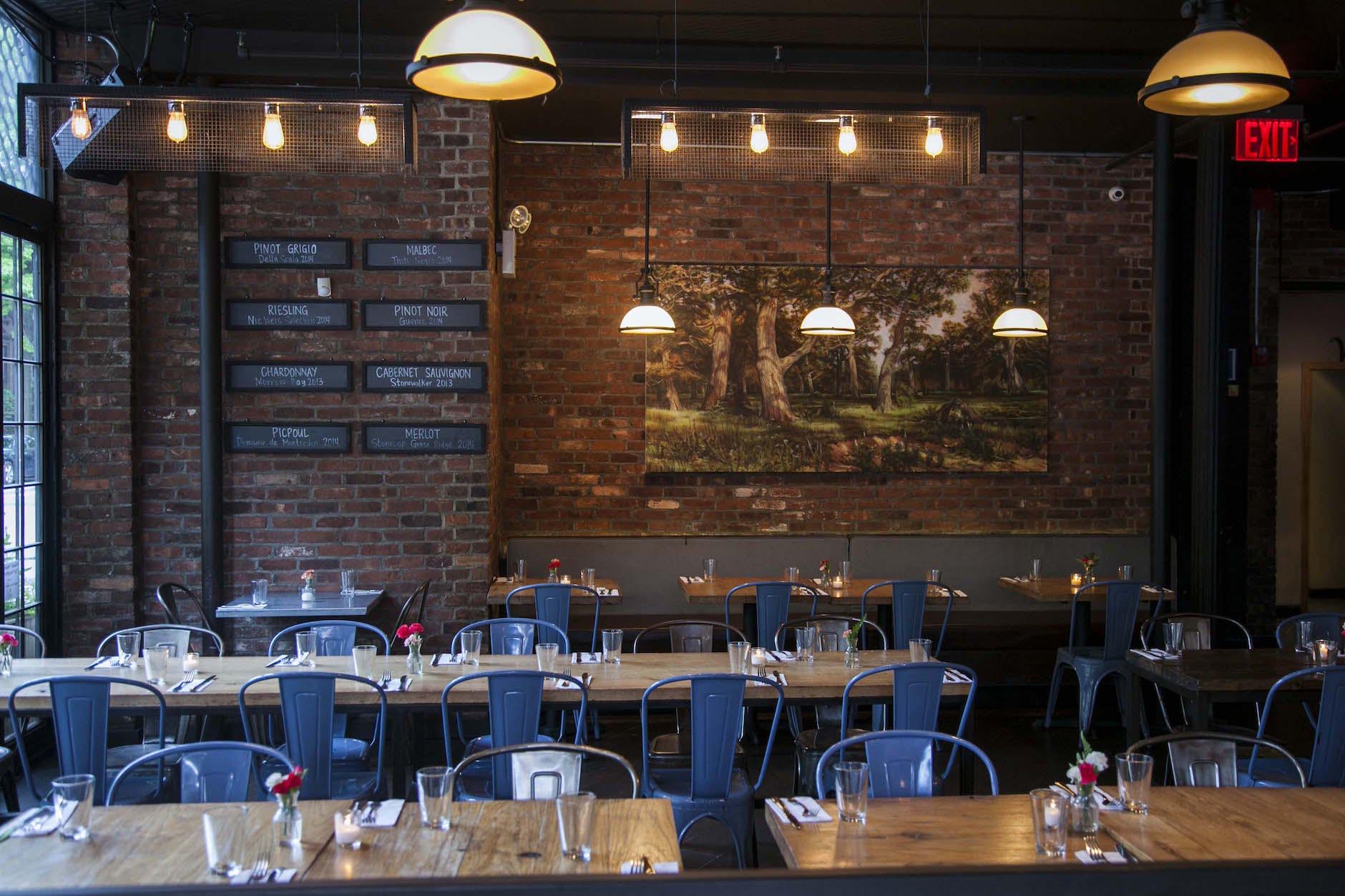 Woodland: Brooklyn Restaurant Near Barclay Center