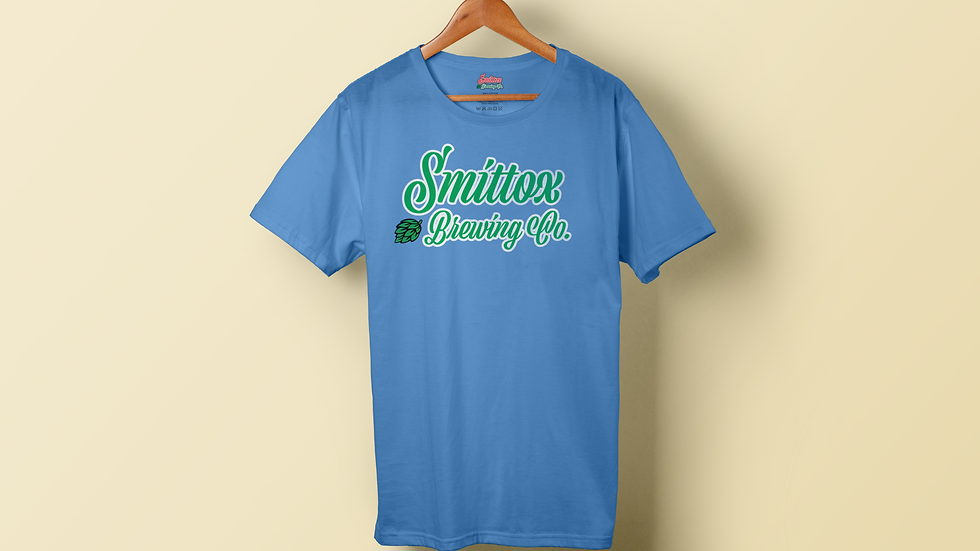 Smittox Scripted T-shirt