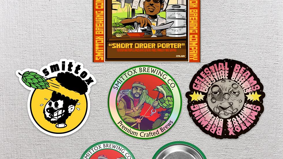 Smittox Sticker Pack