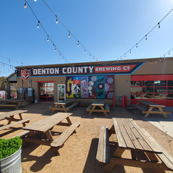 Collab day with Denton County Brewing Co