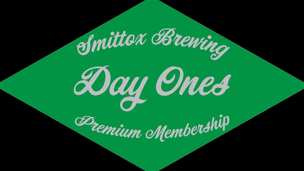 Smittox Day Ones Premium 1 Year Membership Club