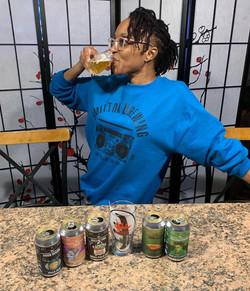 Smittox Boombox crewneck sweatshirt