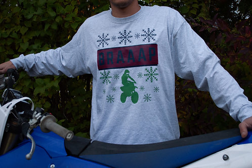Youth Ugly Christmas Long Sleeve Collection