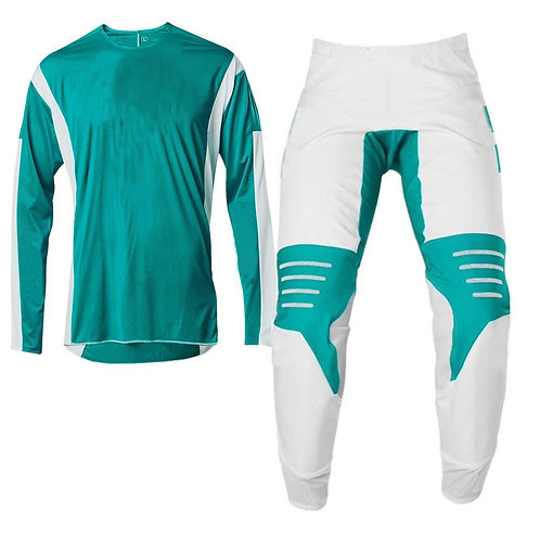 MX Racing Motocross Jersey and Pants Combo