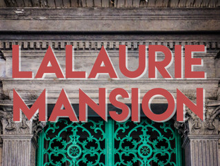 The New Orleans Series: Lalaurie Mansion