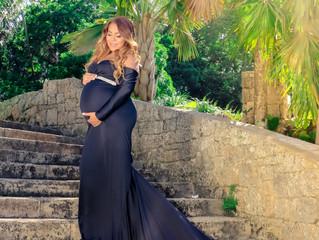 Yessel & David: Maternity Shoot