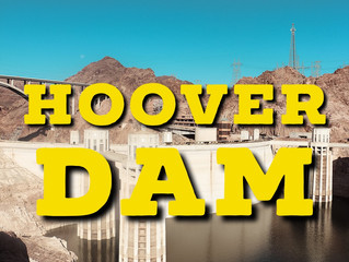 The Arizona Series: Hoover Dam