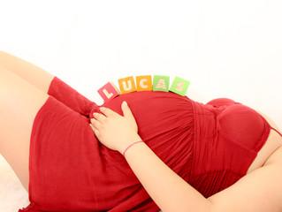 Agne: Maternity Shoot
