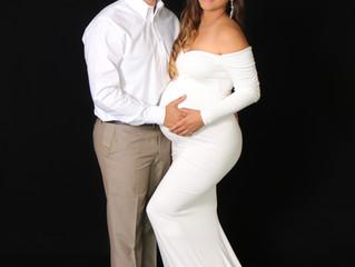 Melissa and Rob: Maternity Shoot