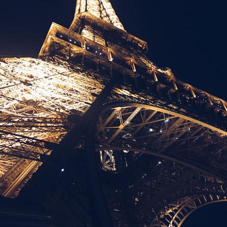 Descobrindo Paris: Torre Eiffel