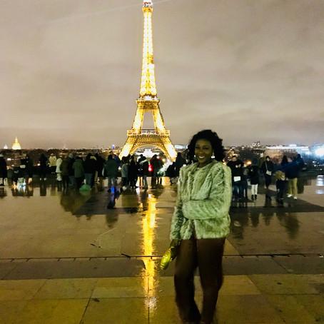 Celebrei o Meu Primeiro Aniversário em França - Restaurante Kong Paris