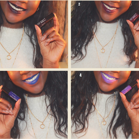 Bold Lipsticks Dark Skin - NYX Liquid Suede Cream Vault