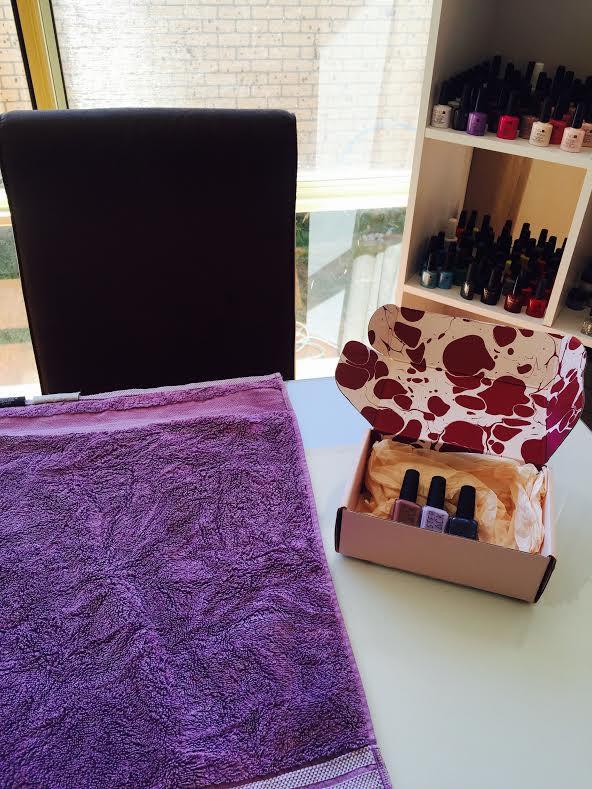 Designer Nails by Anna O'Shea