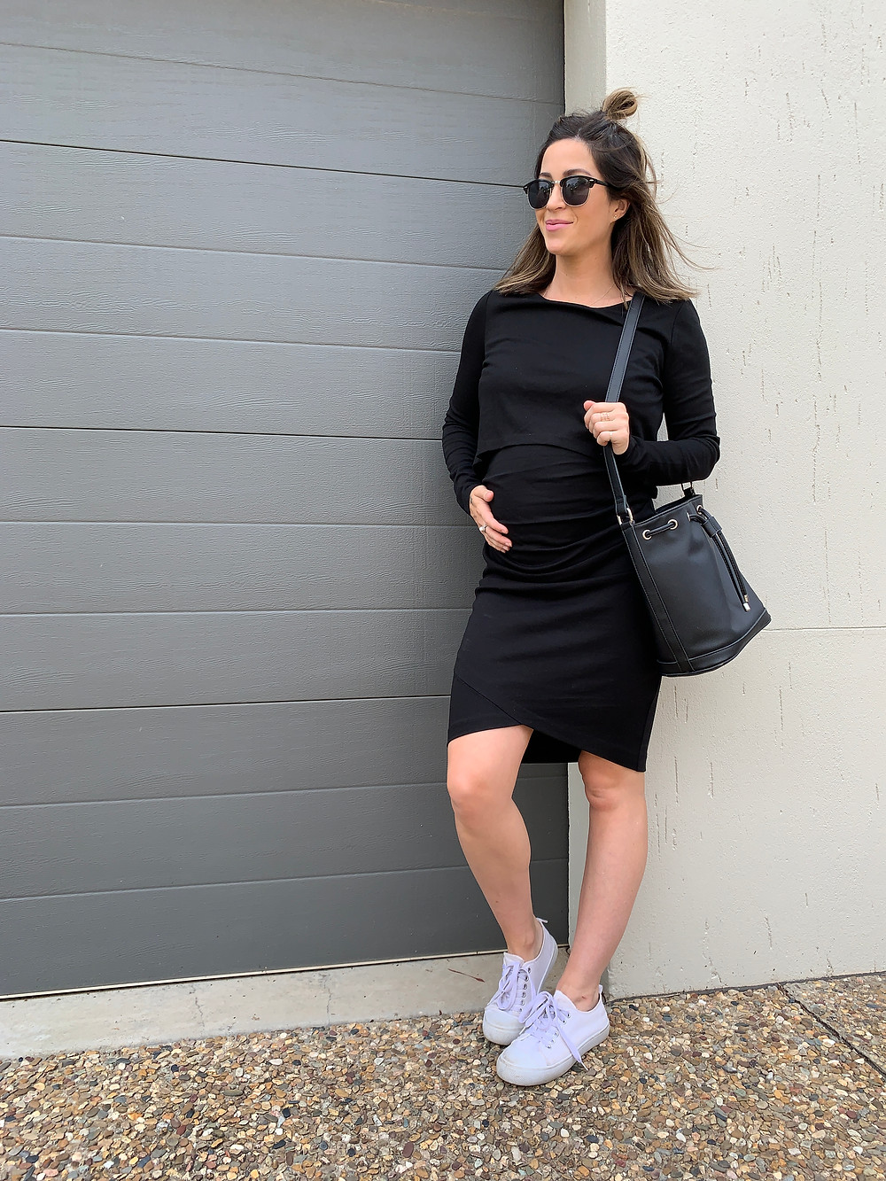 Bae The Label Maternity Style The Style Side