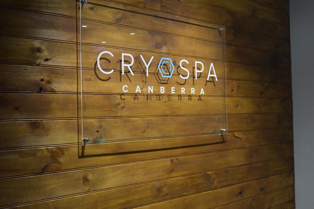 Cryospa Canberra The Style Side