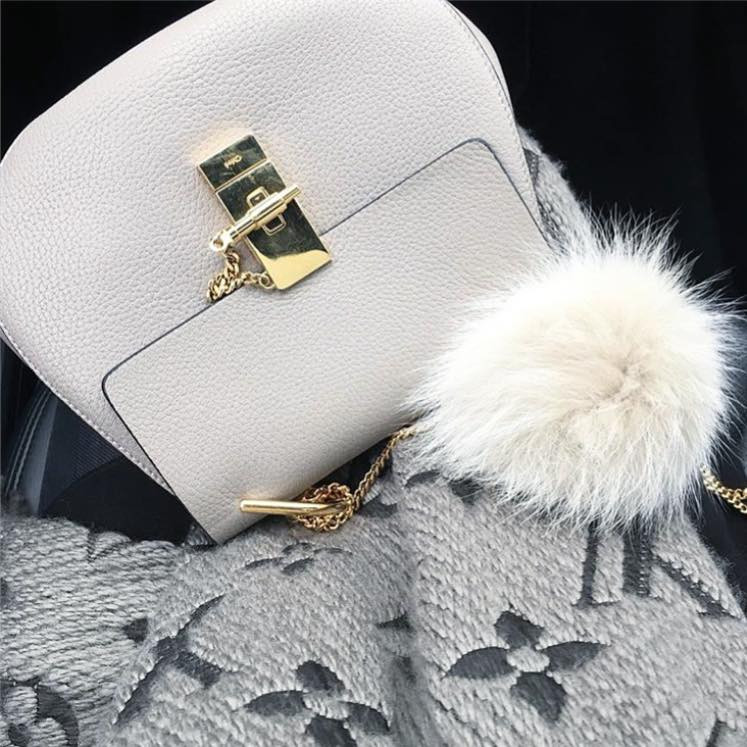 Designer Big Chloe Drew Bag