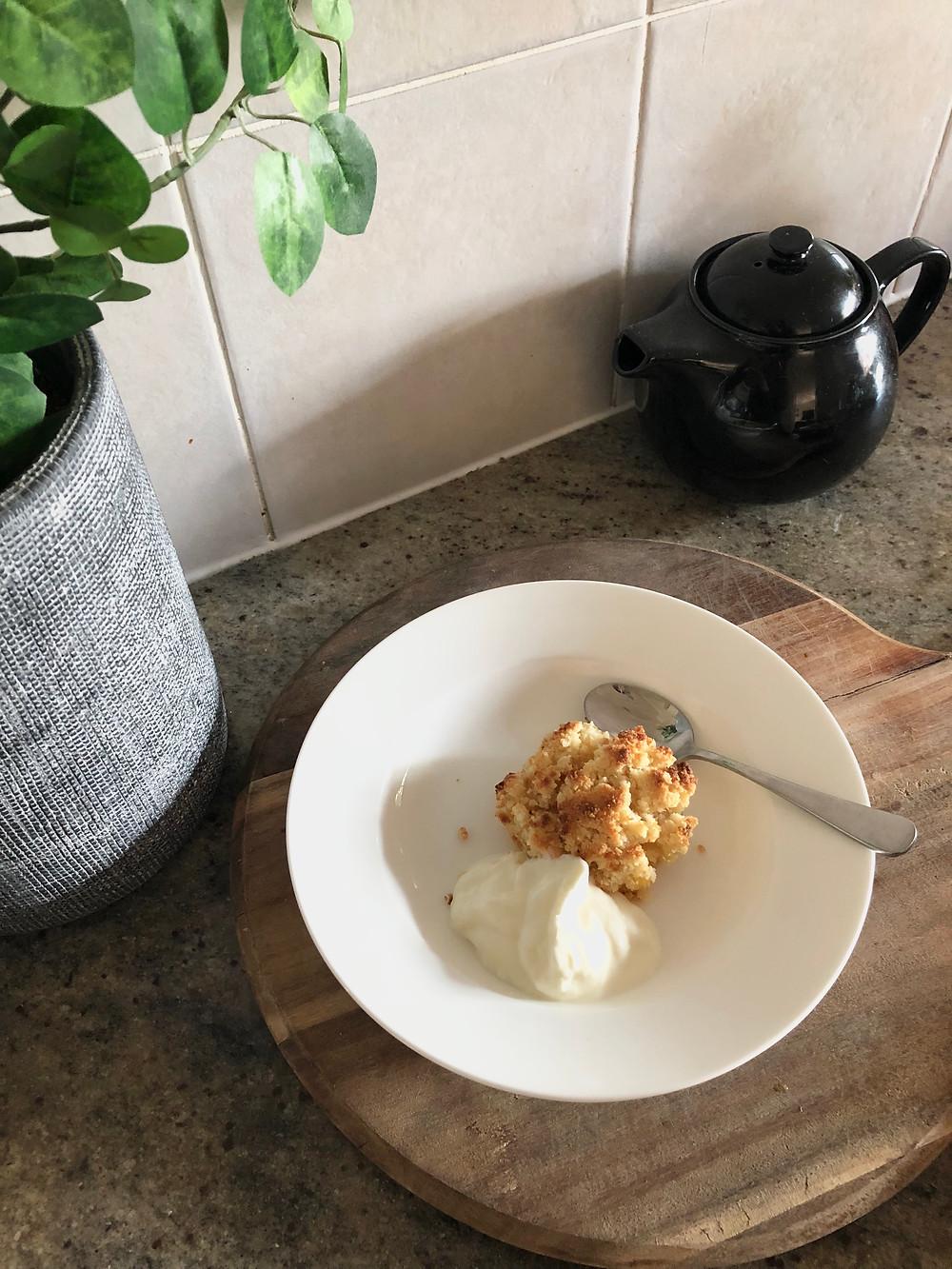 Modi Apple Clean Eating Desert Recipe