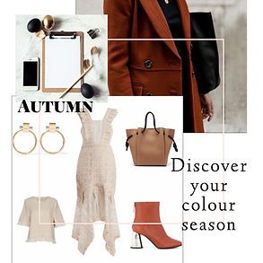 What is your colour season?